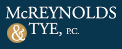 McReynolds & The, P.C. Header Logo